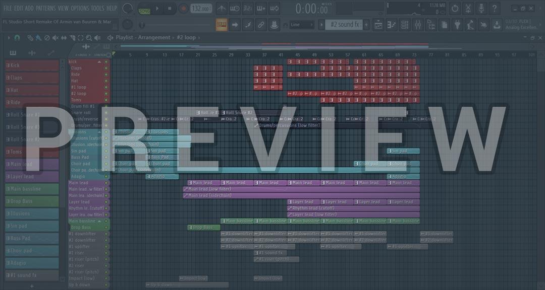 The Expedition - FL Studio Remake Of Armin van Buuren & Markus Schulz