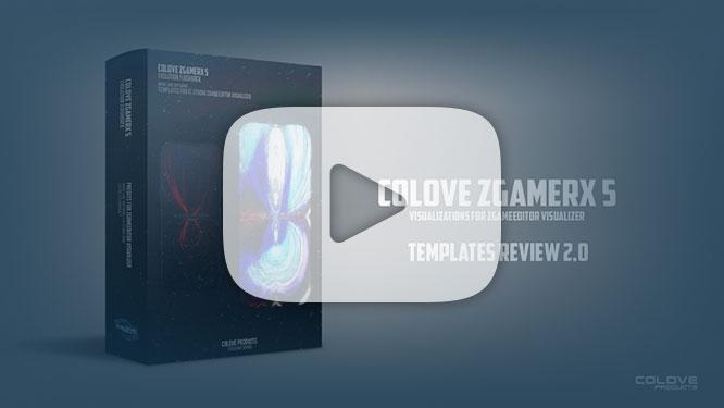 COLOVE ZGamerX 5 - ZGameEditor Visualizer Templates