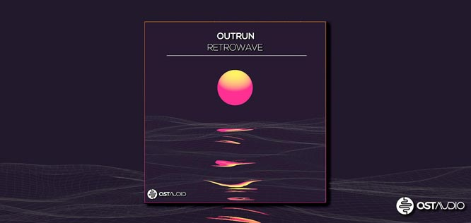 OutRun Retrowave Sample Pack (Synthwave Chillwave)