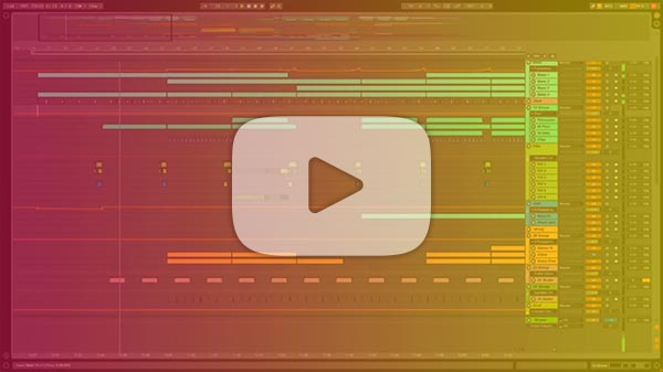 Ableton Live Project Video