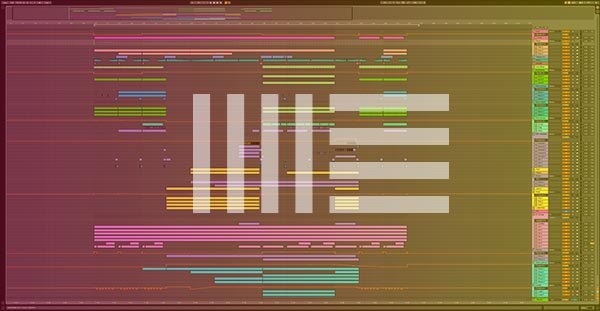 Anjuna Trance - Ableton Live Project Vol. 1