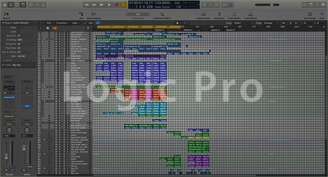 Liam Melly - FearFactor - Logic Pro Trance Template (Outburst Records)