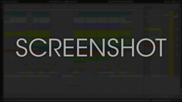 Ableton Screenshot