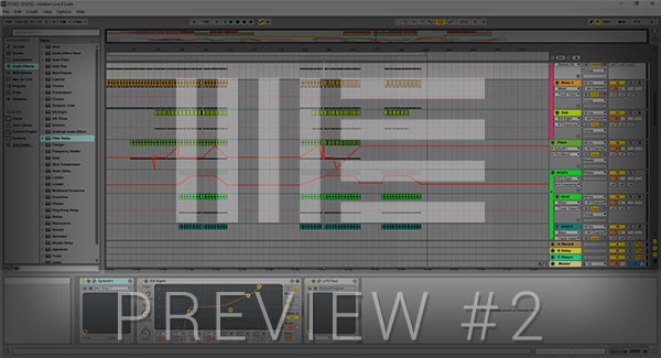 Ableton Live Template Preview Screenshot #2