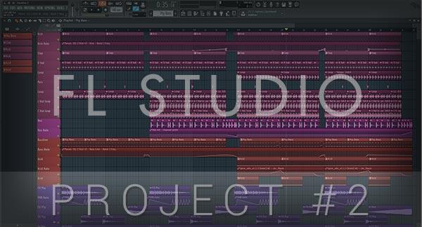 FL Studio Project #2 Preview