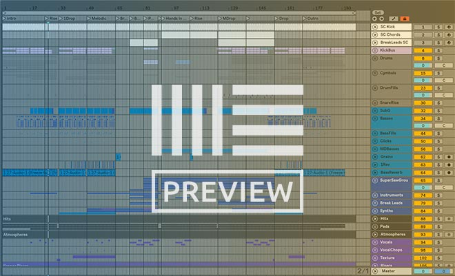 Ableton Live Project (Download Free)