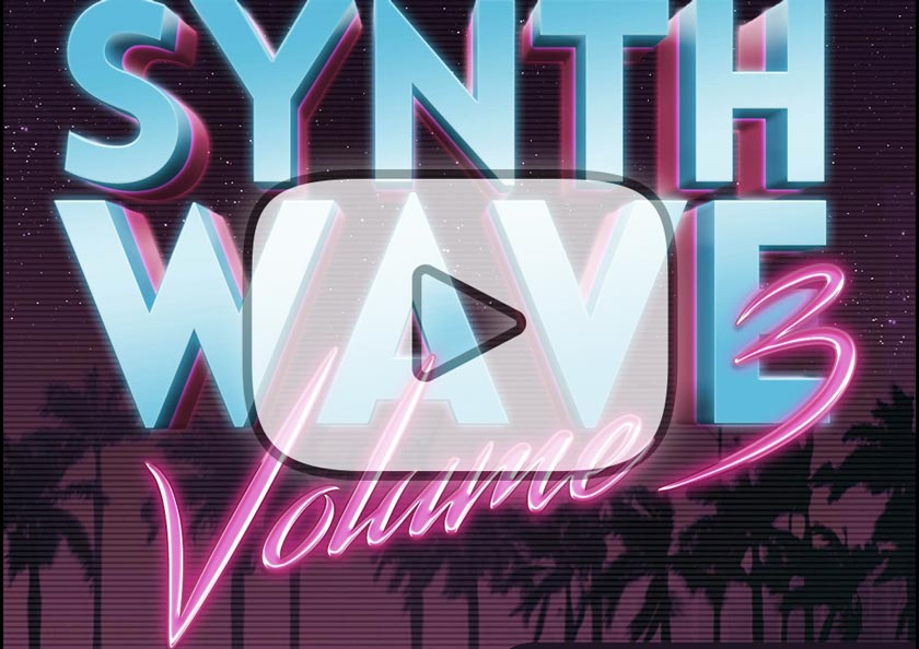 Image of Video preview for Retro Thunder - Synthwave for Sylenth Vol. 3