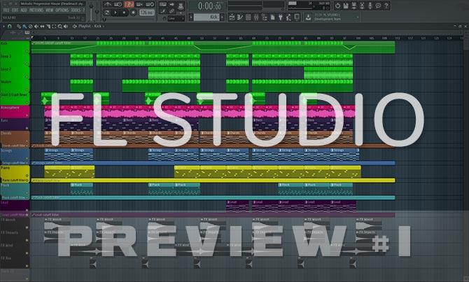 FL Studio Template Mixer