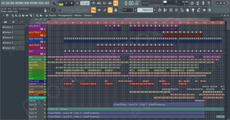Classic Nation - FL Studio Uplifting Trance Project (Original Mix)
