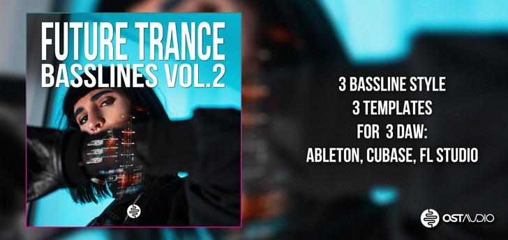 Future Trance Basslines Vol. 2 (Ableton)
