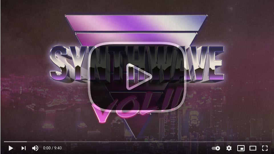Retro Thunder - Synthwave for Sylenth Vol. 2