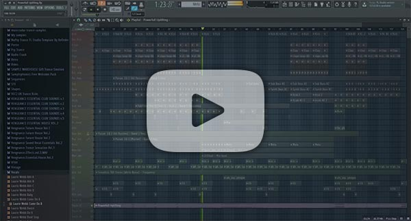 FL Studio Project YouTube Video Preview