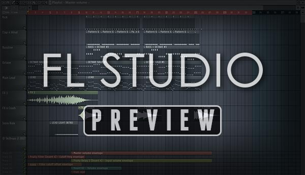 FL Studio Template Preview Screenshot
