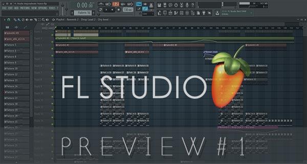 FL Studio Template #1