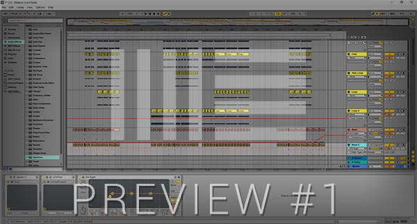 Ableton Live Project #1