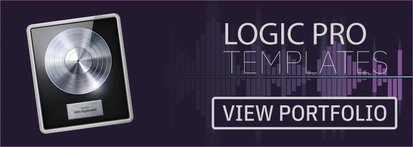 View Logic Pro Templates