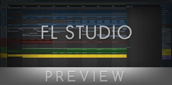 FL Studio Template