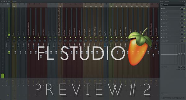 FL Studio Template #2