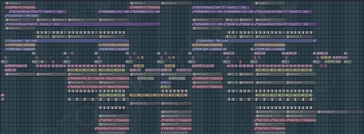 Deep House FL Studio Template Vol. 2