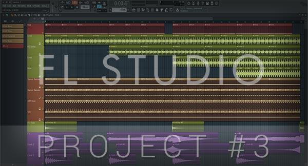 FL Studio Project #3 Preview
