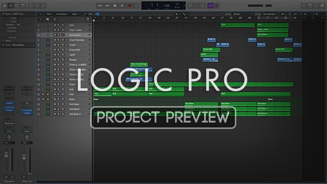 The Air I Breathe Remake For Logic Pro