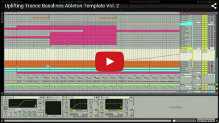 Ableton Live Project Video Preview