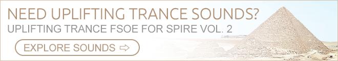 Uplifting Trance FSOE For Spire Vol. 2