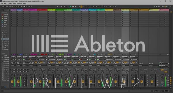 Ableton Live 10 Screenshot Info Preview #2