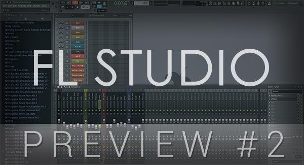FL Studio Preview #2