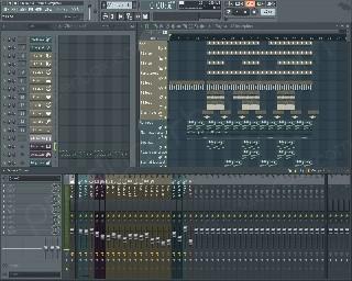 FL Studio Template Preview #1
