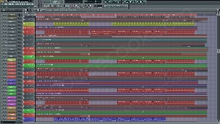 Pure Oldschool Uplifting Trance FL Studio Template Preview #1
