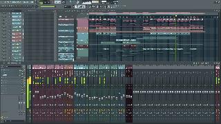 FL Studio Progressive Trance Template Preview #1