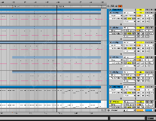 Ableton Live Screen #3